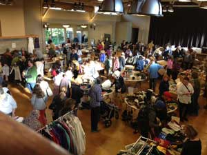 2013 Indoor Yard sale